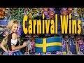 Insane FIRST TRY Carnival Game WIN In Sweden | Fair Games