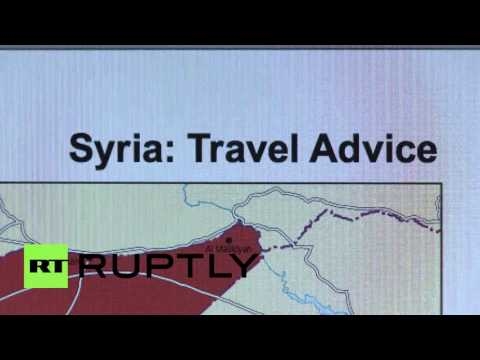 Russia: 'Assad Tours' travel agency offers Syria tours, including the frontline