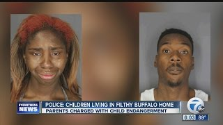 Parents Arrested After Child Found Living in Filth