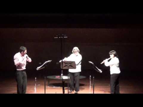 J S Bach Ricercare A 3 De La Ofrenda Musical Bwv 1079 Trio Tres Segundos Youtube