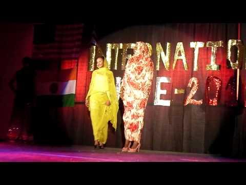 Fashion Show - International Night 2011