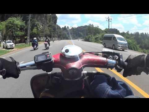 Lambretta Thailand runs to Satun