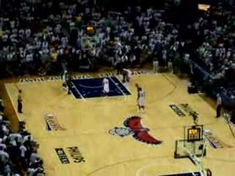 atlanta hawks 2008 playoffs