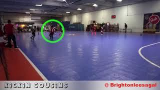 Brighton Lee Sagal Futsal game highlights. March 27th