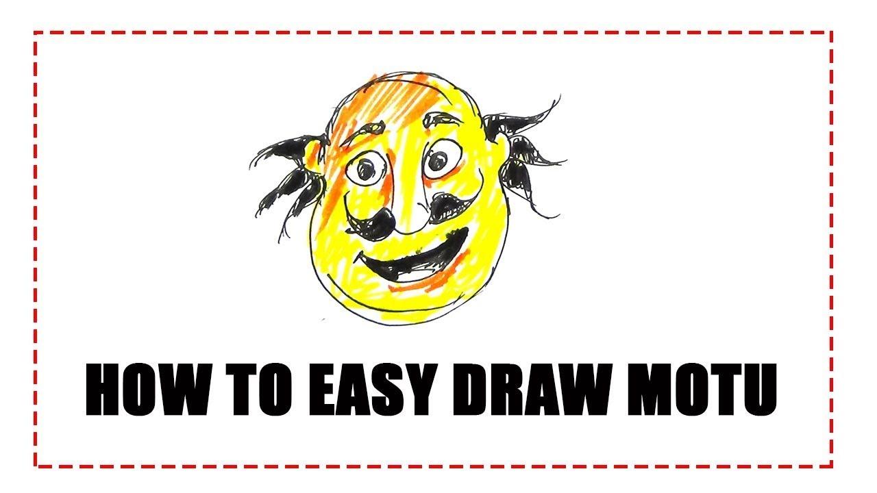 how to draw motu cartoon character step by step very easy drawings rex drawing web tv