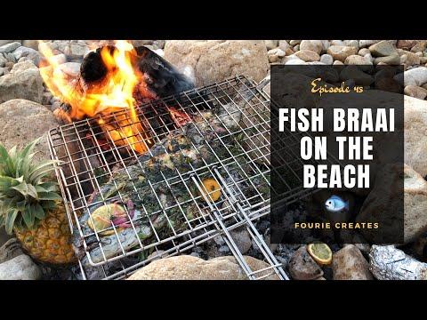 Fish Braai On The Beach (Klippiesbaai)