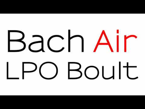 Bach Air on the G String London Philharmonic Sir Adrian Boult