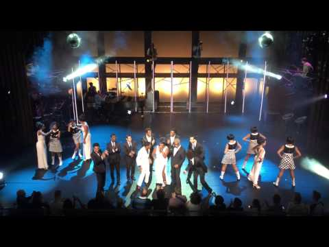 "Dreamgirls – Amsterdam – Post-bows ""One Night Only"""