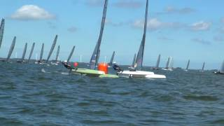2016 Magic Marine A Cat Worlds   The Netherlands   Manoeuvre Supercut