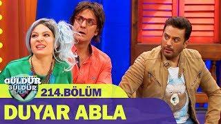Güldür Güldür Show 214.Bölüm - Duyar Abla
