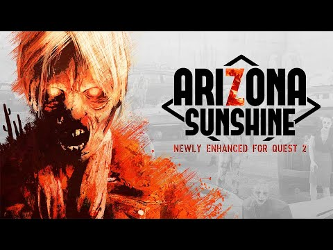 Arizona Sunshine - Comparaison Quest vs. Quest 2
