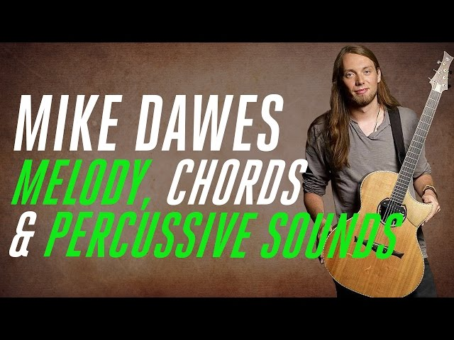 How To Combine Melody Chords And Percussive Sounds Guitarworld