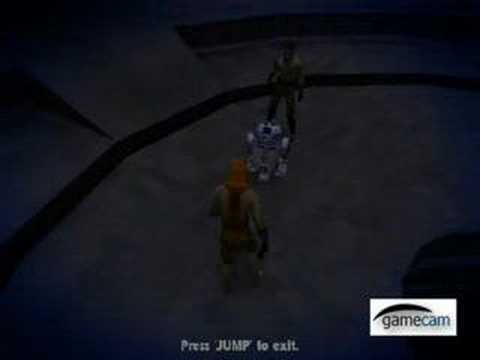 Jedi Knight II: Jedi Outcast Cheats #2  