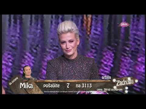 Zadruga 2 - Zerinina mama u studiju - 10.12.2018.