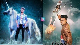 Horse Lover Editing   PicsArt Photo Editing Tutorial 2018   Sonu Rajput Editing