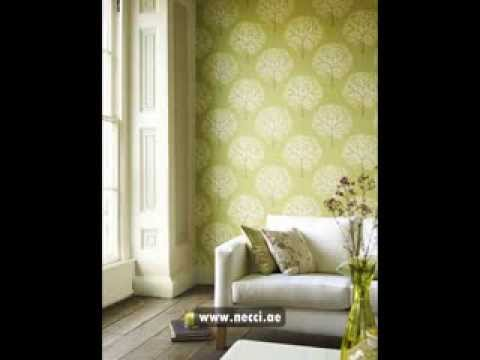 WallPaper & Wall Covering - Fabric & Textile - Design & Decoration ...