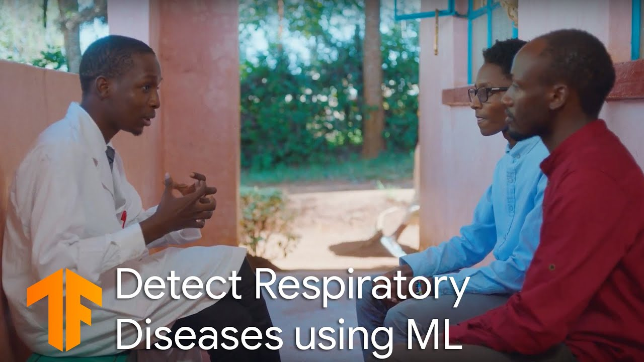 AI listens and predict respiratory diseases