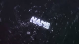 Free 3D Intro #41 | Cinema 4D/AE Template