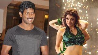 Vishal to Romance Kajal Agarwal in Suseenthiran Film