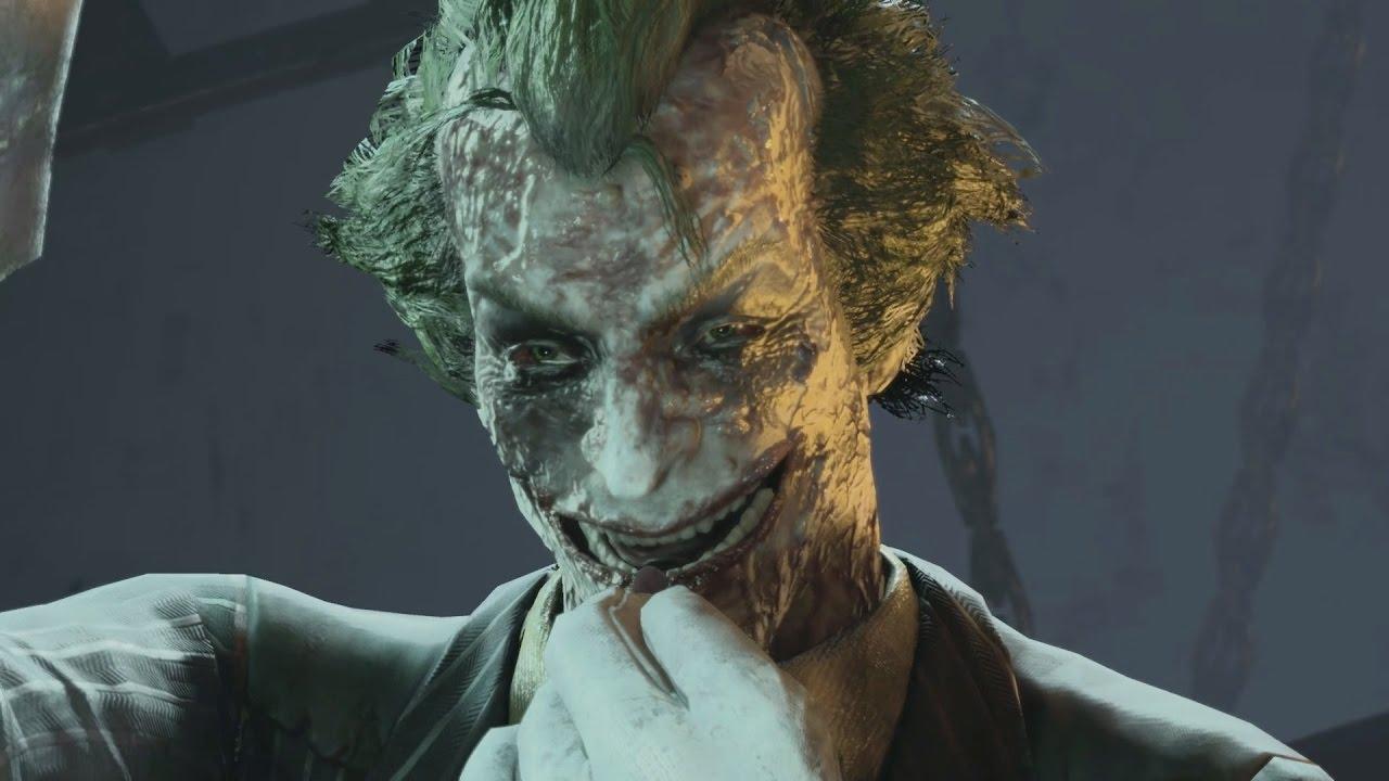 BATMAN RETURN TO ARKHAM CITY All Cutscenes Movie (Game ...