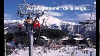 Trailer séjour Andorre Hôtel Erst 2 au 8 mars 2014