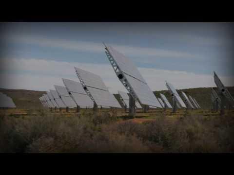 Energy 21 Touws River upliftment CPV1 Solar Power Plant