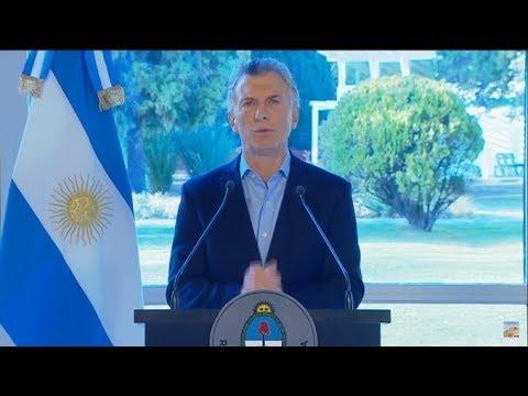 Mauricio Macri anunció medidas tras la derrota en las PASO e hizo una profunda autocrítica