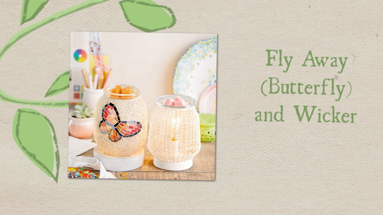 New 2019 Spring Summer Scentsy Warmers Youtube