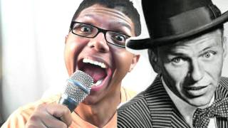 THEME FROM NEW YORK NEW YORK!! SUNG BY TAY ZONDAY