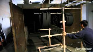 The Making of a Custom Forgestar Wheel