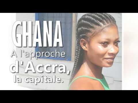 GHANA 2017 :  à l'appoche d'ACCRA, la capitale