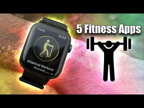 5 Awesome Workout Apps For Your Apple Watch