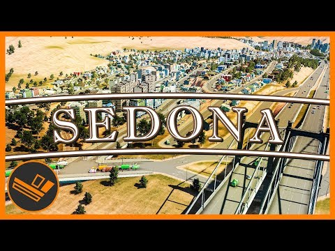 Sedona - Part 86 | DEVELOPMENT! (Cities: Skylines)