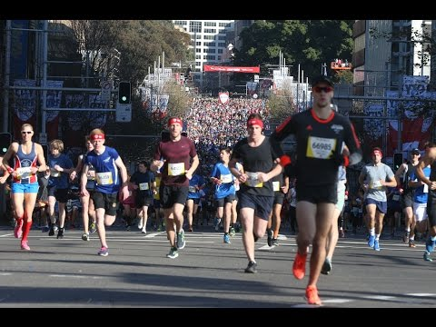 City2Surf is coming, 14 Aug 2016!
