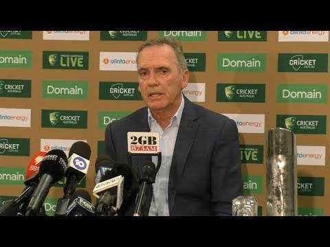 There's an open line of communication between selectors & players - Chairman of selectors, CA