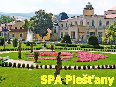 Thermal Spa Piešťany Slovakia