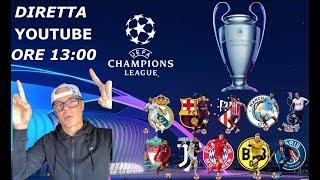 DIRETTA CHAMPIONS LEAGUE  - 26/11/2019