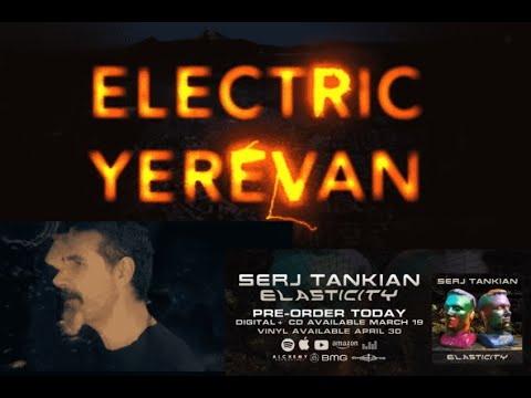 """Serj Tankian (System of a Down) teases new song """"Electric Yerevan"""" off Elasticity EP"""