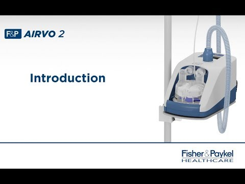 An Introduction To The F&P AIRVO 2, For Nasal High Flow Therapy