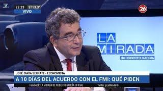 """📡 José Siaba Serrate en """"La mirada"""", de Roberto García - 11/06/18"""