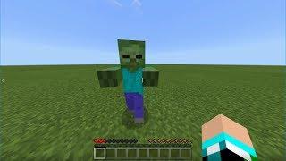 【PocketMine-MP Plugin】Zombie AI