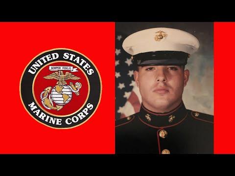Dan Kelly - US Marine 1999-2004
