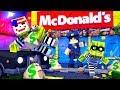 EINBRUCH bei MCDONALDS     Minecraft EINBRUCH