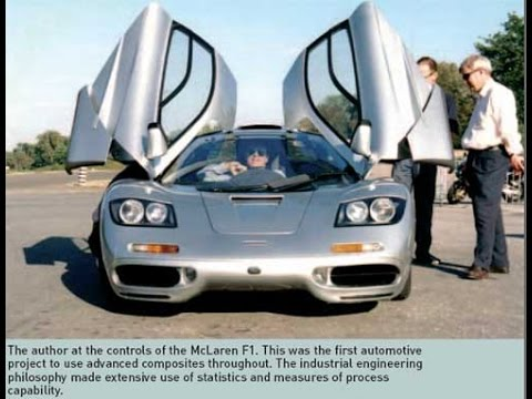 McLaren F1 chassis the inside story