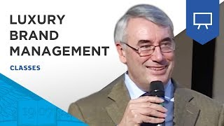 What is Luxury Brand Management ? by Denis Morisset | ESSEC Classes