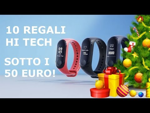 10 regali hi tech sotto i 50 da amazon regali di for Regali hi tech