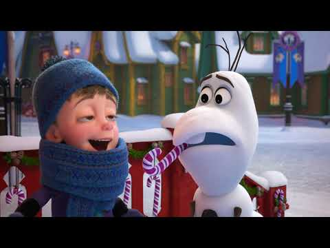 Olaf's Frozen Adventure That Time Of Year Clip