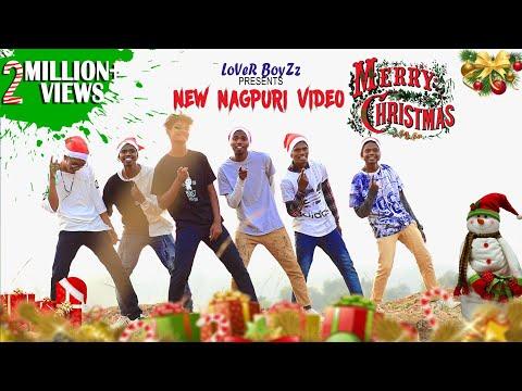 LoVeR BoyZz - New Nagpuri Christmas Dance || Happy Christmas 2018-19 ||1080p HD|| ROURKELA