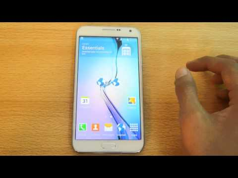Samsung Galaxy E7 - Review HD