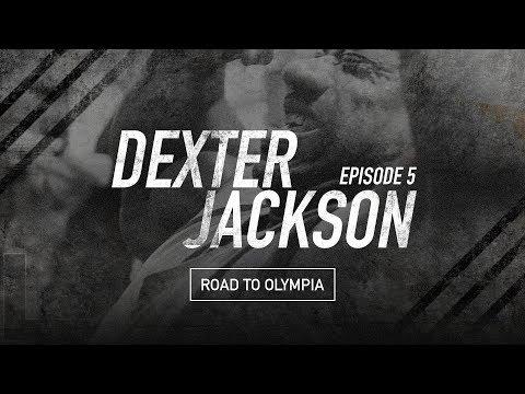 "Dexter Jackson ""Road To Olympia 2017"" Episode 5"